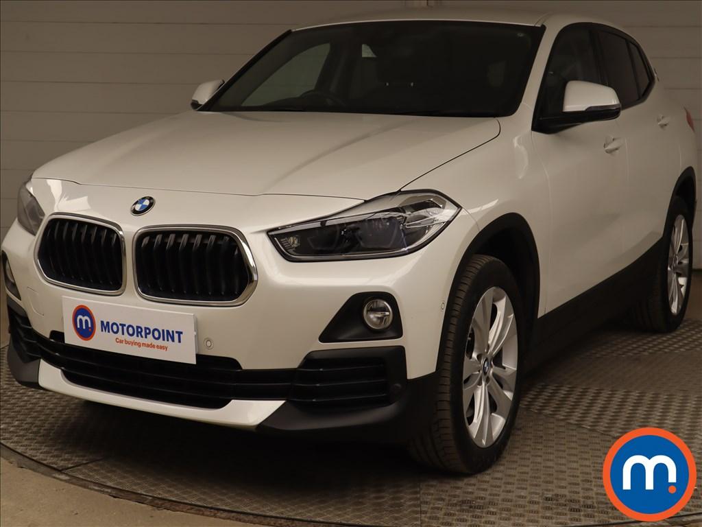 BMW X2 xDrive 20d Sport 5dr Step Auto - Stock Number 1225929 Passenger side front corner