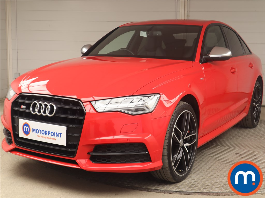 Audi A6 S6 TFSI Quattro Black Edition 4dr S Tronic - Stock Number 1225849 Passenger side front corner