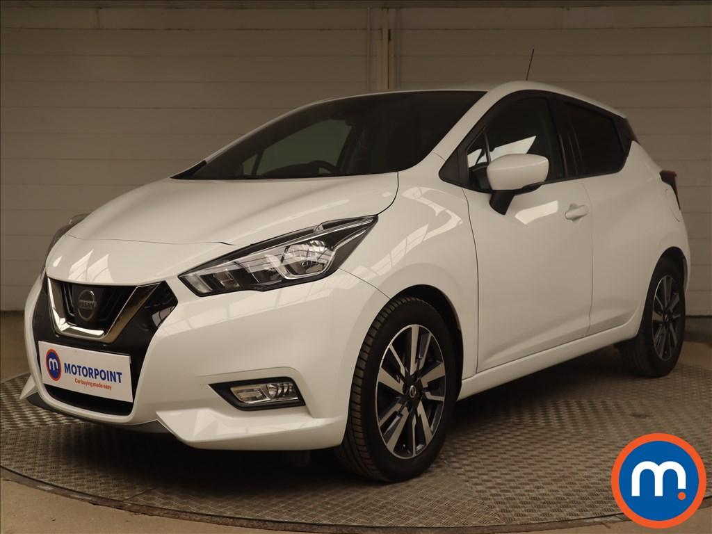 Nissan Micra 0.9 IG-T N-Connecta 5dr - Stock Number 1225207 Passenger side front corner