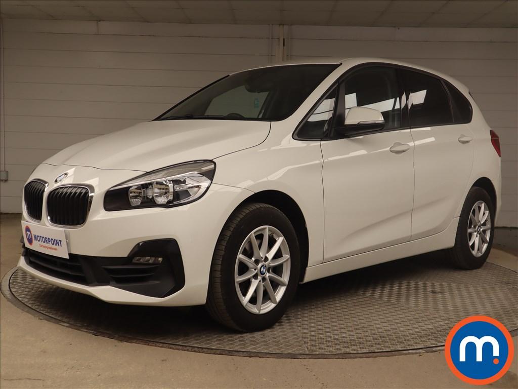 BMW 2 Series 218i SE 5dr - Stock Number 1224252 Passenger side front corner
