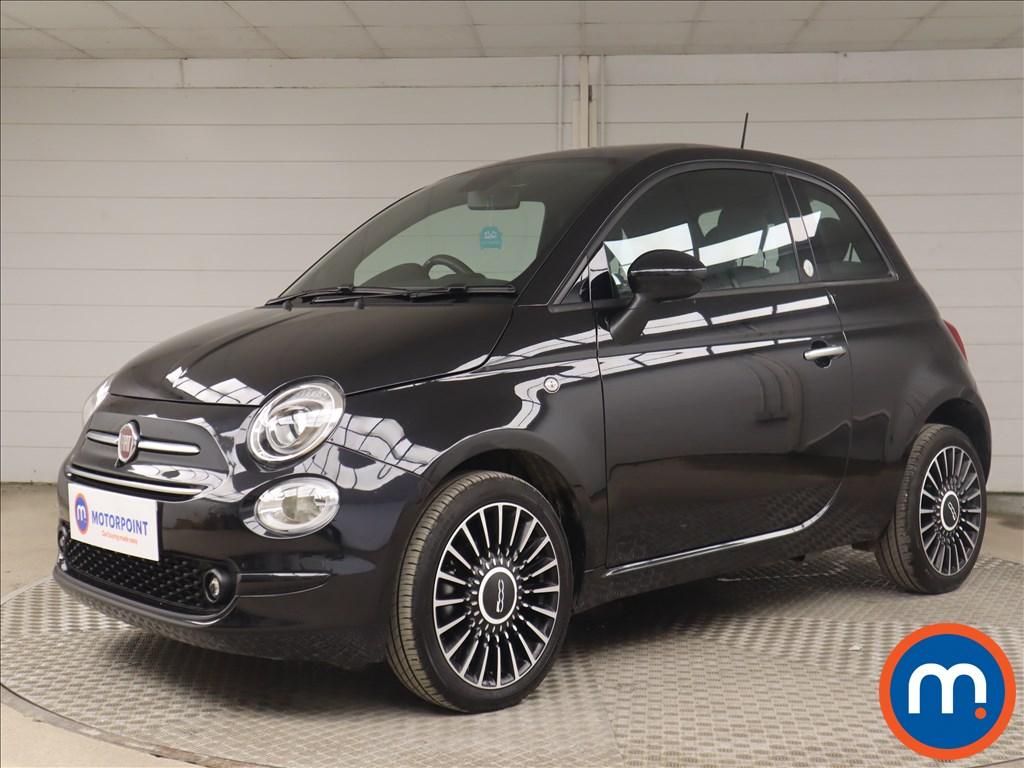 Fiat 500 1.0 Mild Hybrid Launch Edition 3dr - Stock Number 1227058 Passenger side front corner
