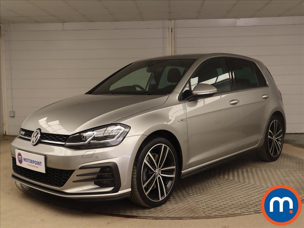 Volkswagen Golf 2.0 TDI 184 GTD 5dr DSG - Stock Number 1224381 Passenger side front corner