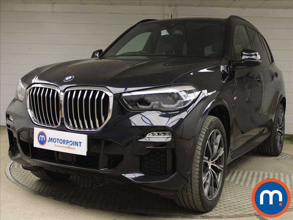 BMW X5 xDrive30d M Sport 5dr Auto - Stock Number 1226758 Passenger side front corner