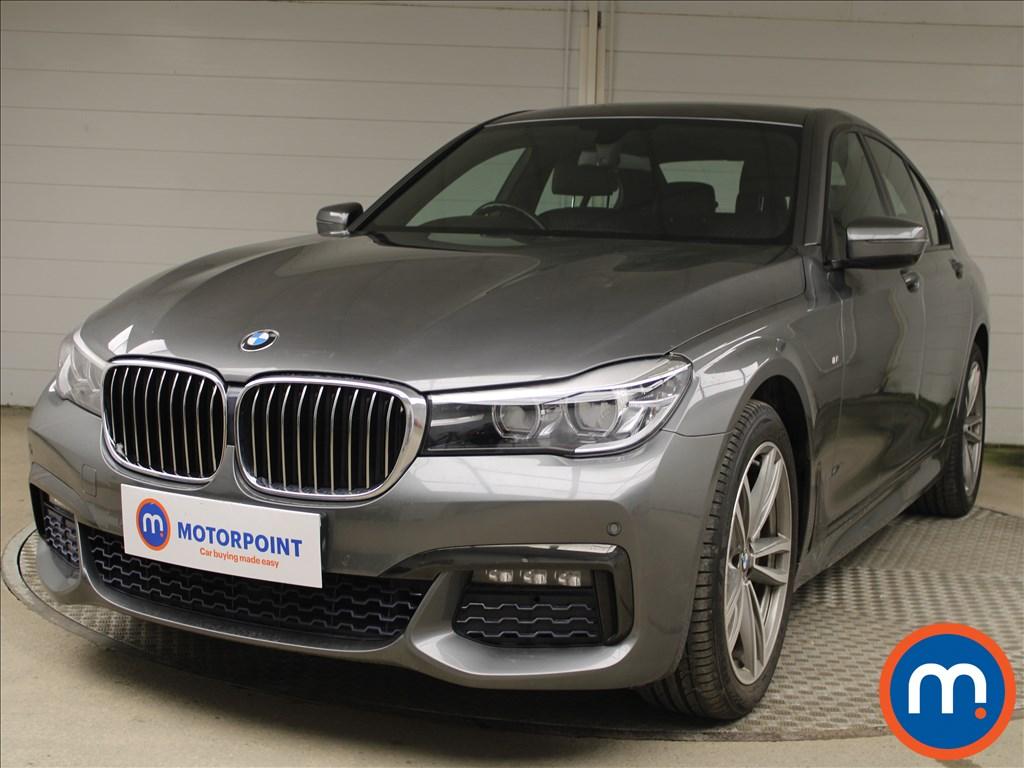 BMW 7 Series 730d M Sport 4dr Auto - Stock Number 1223445 Passenger side front corner