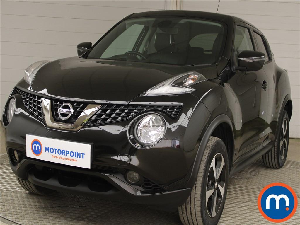 Nissan Juke 1.6 [112] Bose Personal Edition 5dr - Stock Number 1225886 Passenger side front corner