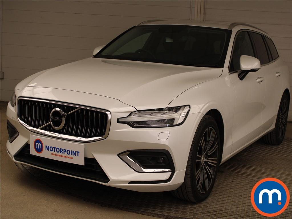 Volvo V60 2.0 D4 [190] Inscription 5dr Auto - Stock Number 1224646 Passenger side front corner