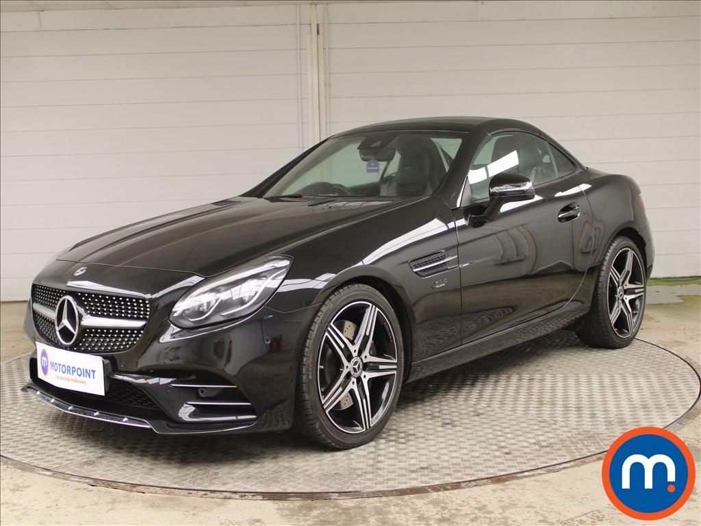 Mercedes-Benz SLC SLC 300 Final Edition Premium 2dr 9G-Tronic - Stock Number 1224897 Passenger side front corner