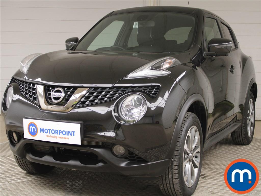 Nissan Juke 1.6 Tekna 5dr Xtronic [Bose] - Stock Number 1228587 Passenger side front corner