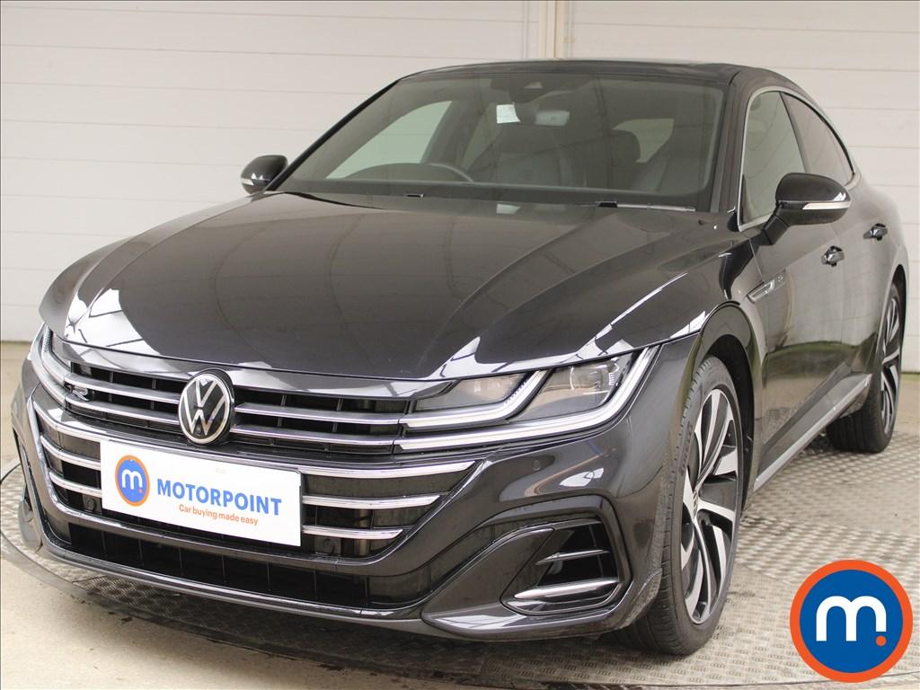 Volkswagen Arteon 2.0 TSI R-Line 5dr DSG - Stock Number 1226302 Passenger side front corner