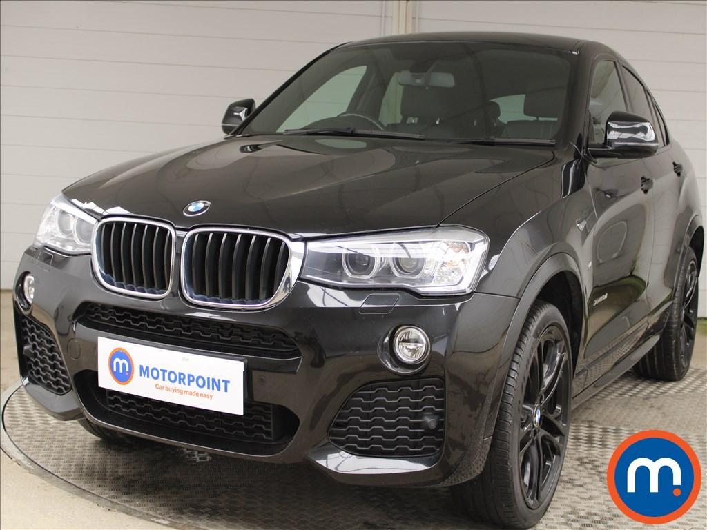 BMW X4 xDrive20d M Sport 5dr Step Auto - Stock Number 1223694 Passenger side front corner