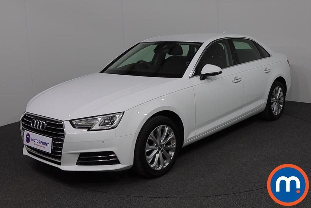 Audi A4 SE - Stock Number 1128597 Passenger side front corner