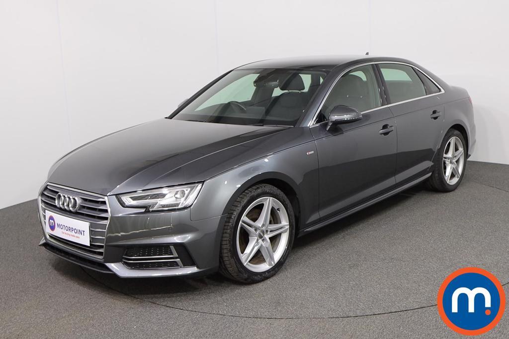 Audi A4 S Line - Stock Number 1129335 Passenger side front corner