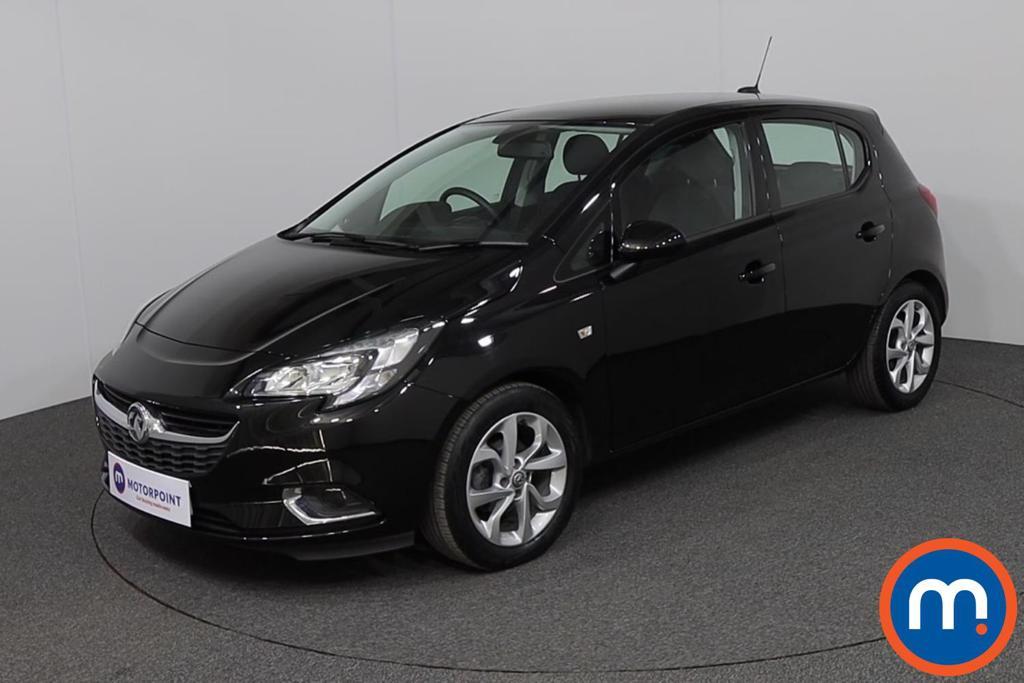 Vauxhall Corsa SRi Nav - Stock Number 1136222 Passenger side front corner