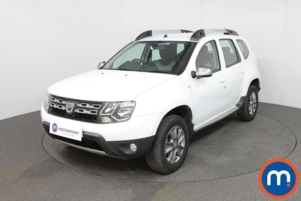 Dacia Duster Nav-Plus - Stock Number 1125559 Passenger side front corner