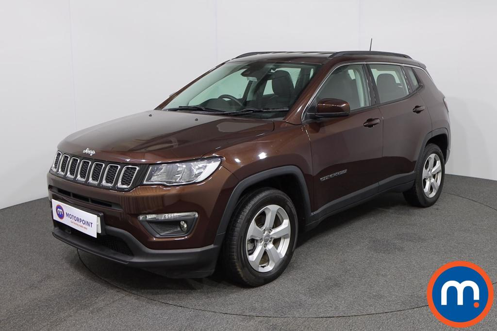 Jeep Compass 1.6 Multijet 120 Longitude 5dr [2WD] - Stock Number 1126281 Passenger side front corner