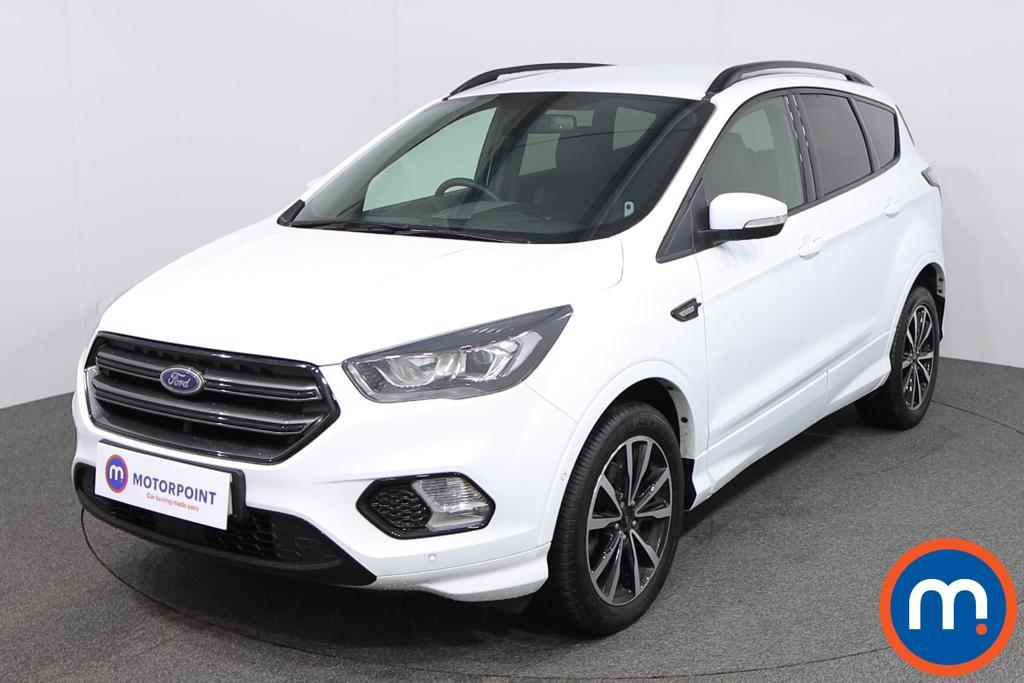 Ford Kuga ST-Line - Stock Number 1136089 Passenger side front corner