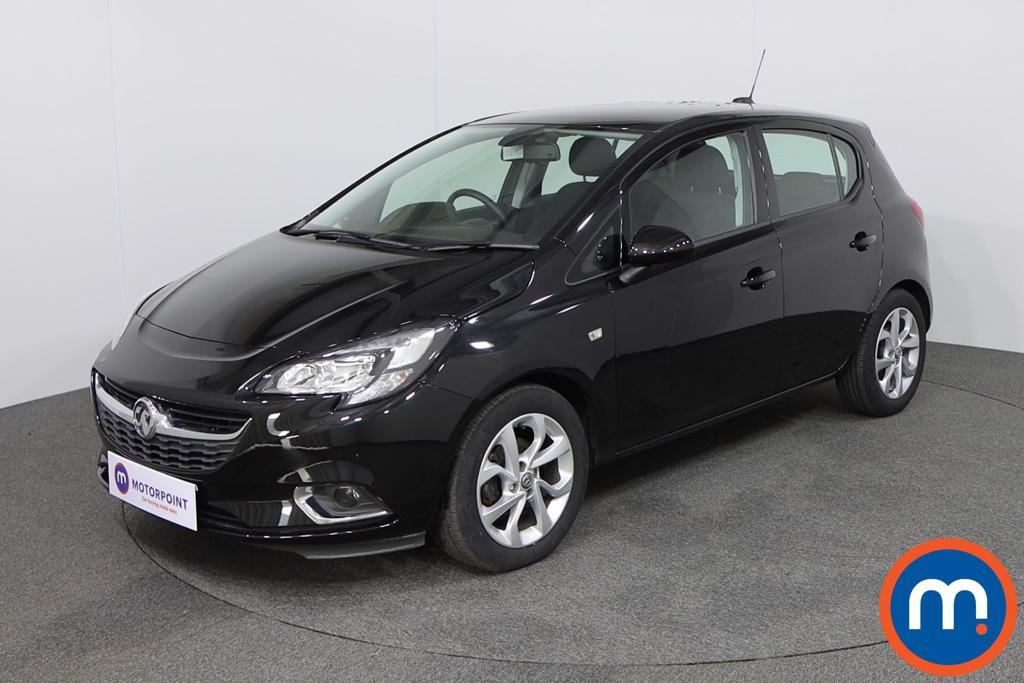 Vauxhall Corsa SRi Nav - Stock Number 1136226 Passenger side front corner
