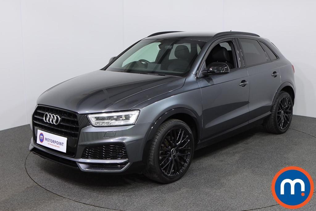 Audi Q3 Black Edition - Stock Number 1137233 Passenger side front corner