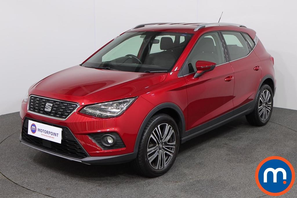 Seat Arona Xcellence - Stock Number 1137508 Passenger side front corner