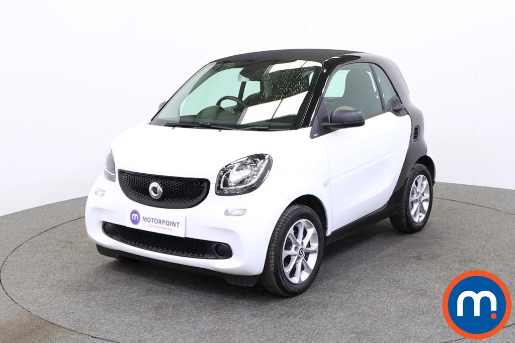 Smart Fortwo Coupe Passion - Stock Number 1138778 Passenger side front corner