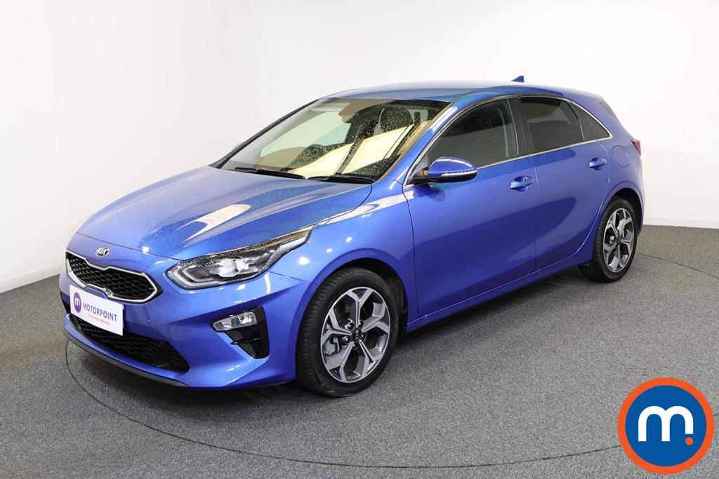 KIA Ceed Blue Edition - Stock Number 1119233 Passenger side front corner