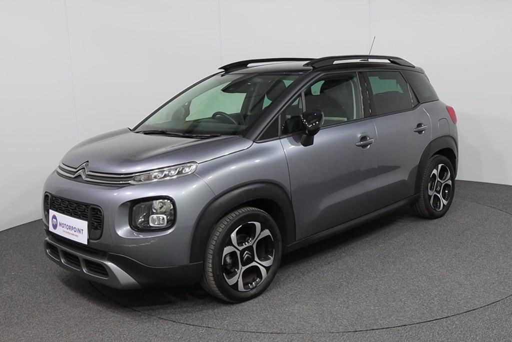 Citroen C3 Aircross Flair - Stock Number 1123808 Passenger side front corner