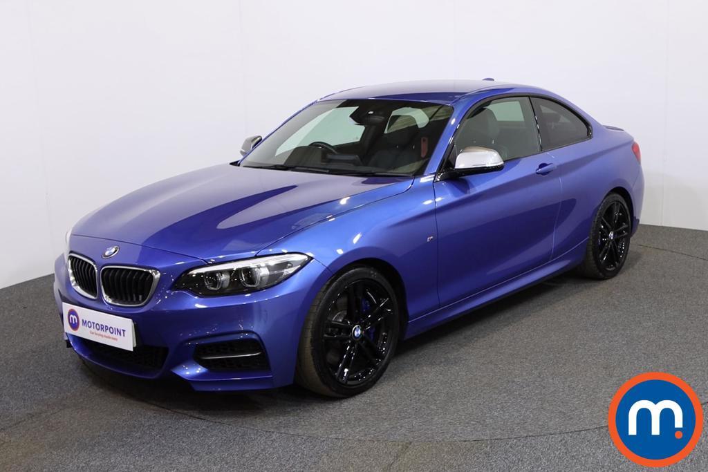 BMW 2 Series M240i - Stock Number 1123912 Passenger side front corner