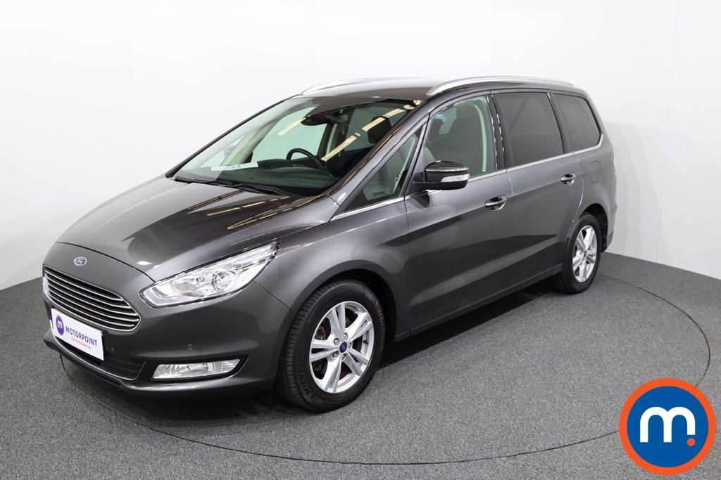 Ford Galaxy Titanium - Stock Number 1128705 Passenger side front corner
