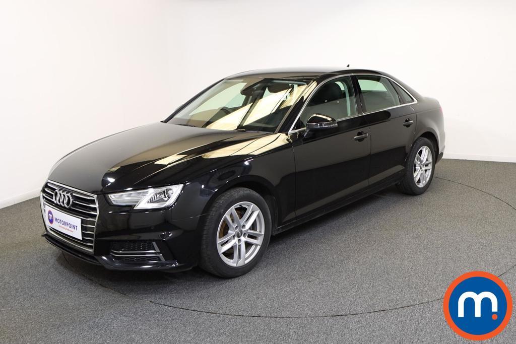 Audi A4 SE - Stock Number 1132226 Passenger side front corner