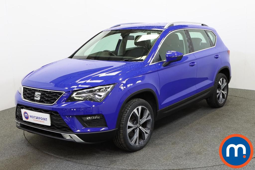 Seat Ateca 1.6 TDI Ecomotive SE Technology 5dr - Stock Number 1134463 Passenger side front corner