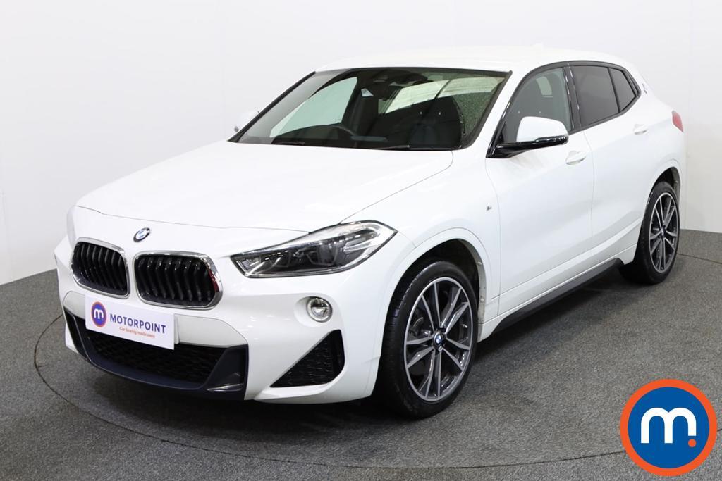 BMW X2 M Sport - Stock Number 1134768 Passenger side front corner