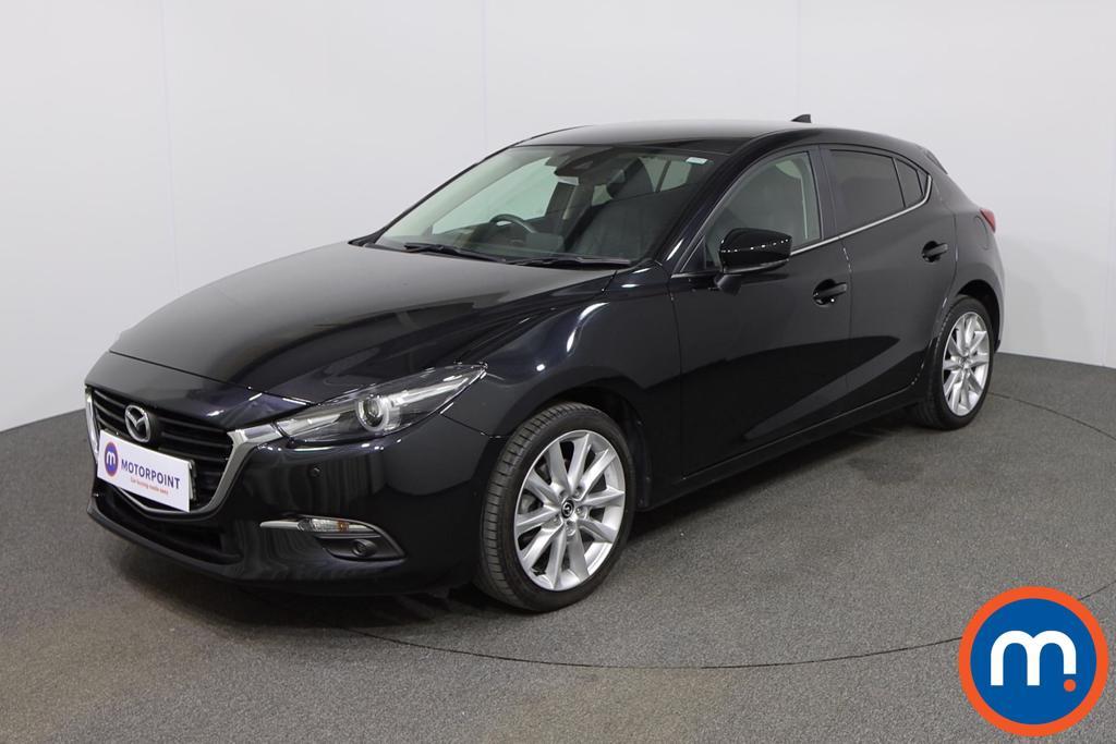 Mazda 3 Sport Nav - Stock Number 1134771 Passenger side front corner
