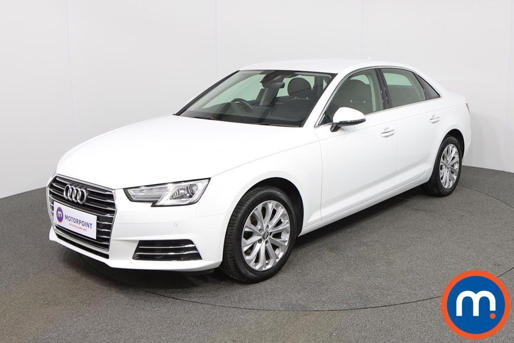 Audi A4 SE - Stock Number 1135457 Passenger side front corner