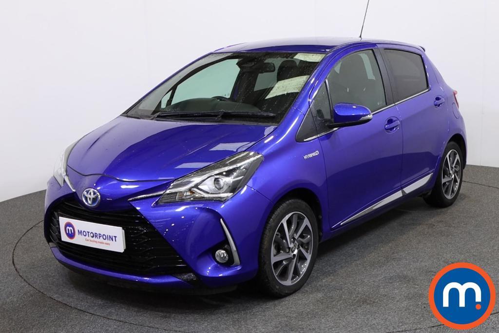 Toyota Yaris Excel - Stock Number 1135650 Passenger side front corner