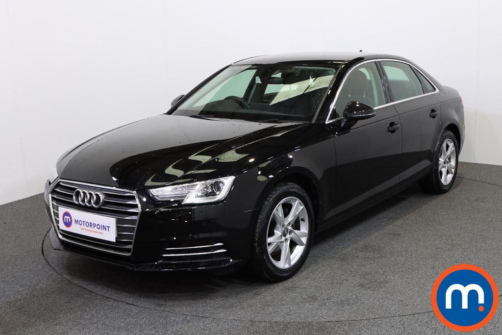 Audi A4 Sport - Stock Number 1135711 Passenger side front corner
