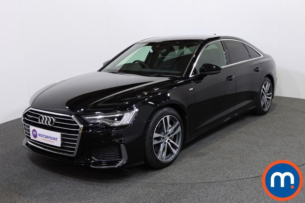 Audi A6 S Line - Stock Number 1136656 Passenger side front corner