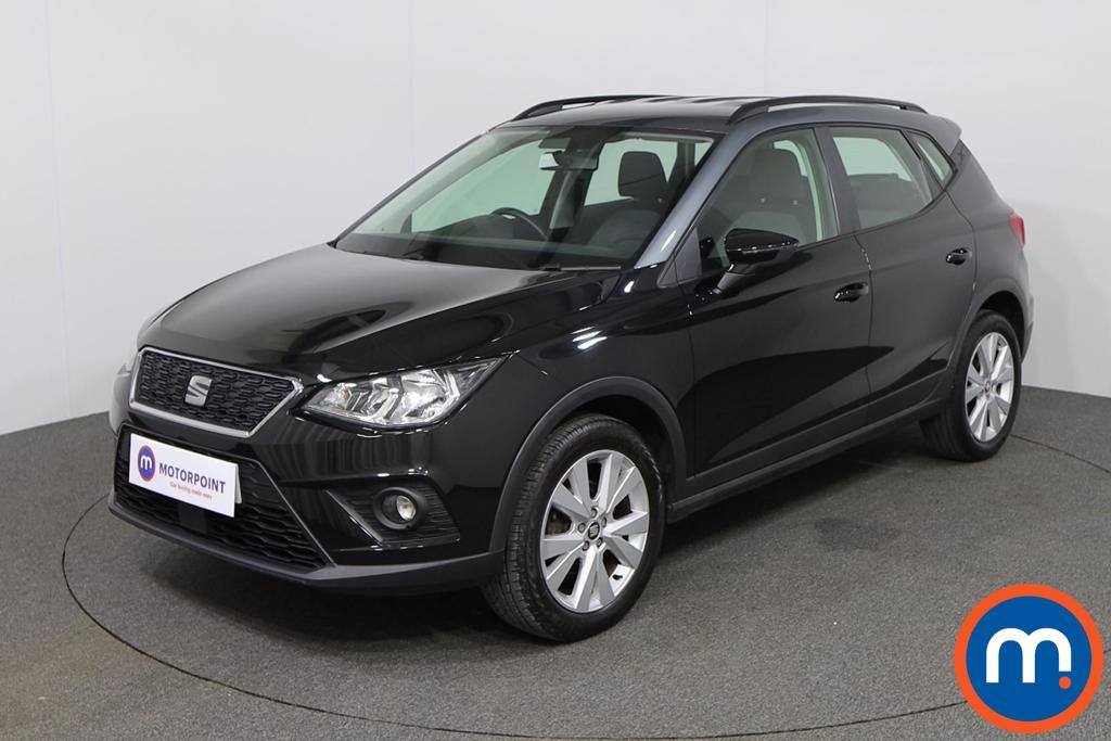 Seat Arona SE Technology Lux - Stock Number 1136728 Passenger side front corner