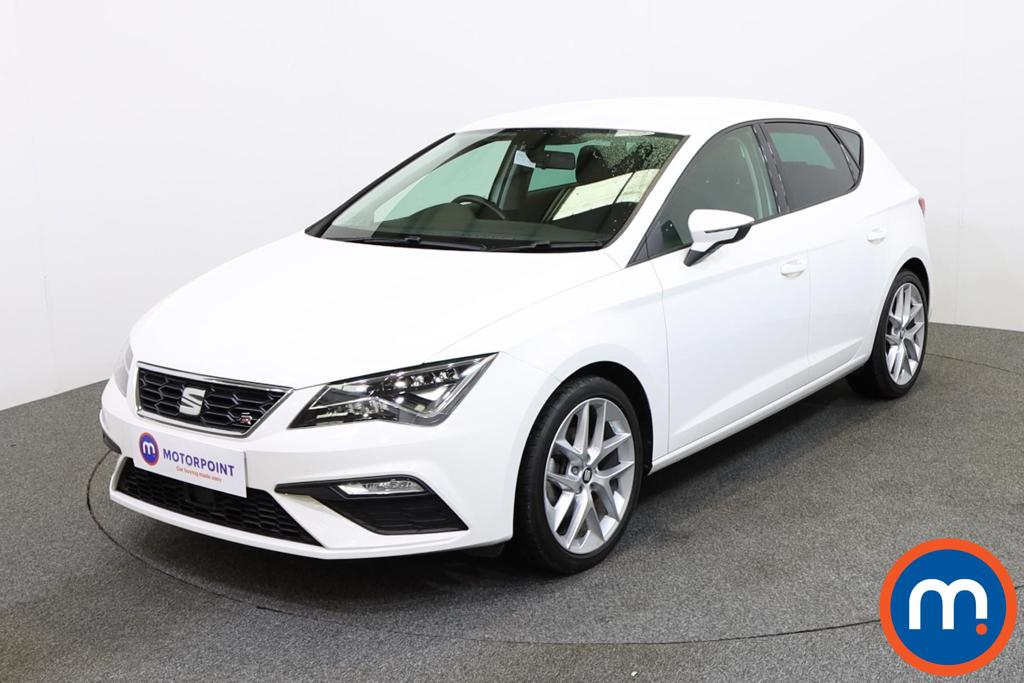 Seat Leon FR Technology - Stock Number 1137468 Passenger side front corner