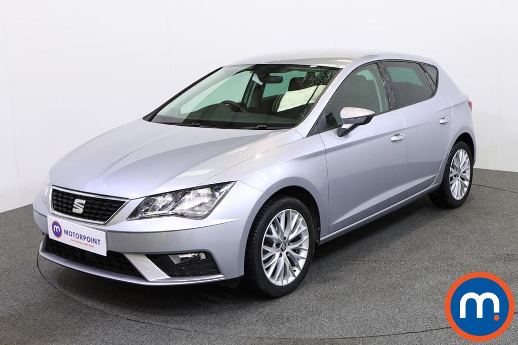 Seat Leon SE Dynamic Technology - Stock Number 1137469 Passenger side front corner