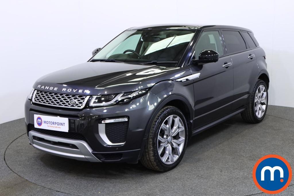 Land Rover Range Rover Evoque Autobiography - Stock Number 1137660 Passenger side front corner