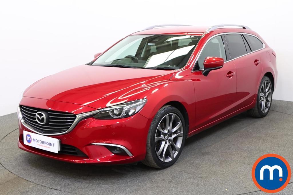 Mazda 6 Sport Nav - Stock Number 1137661 Passenger side front corner