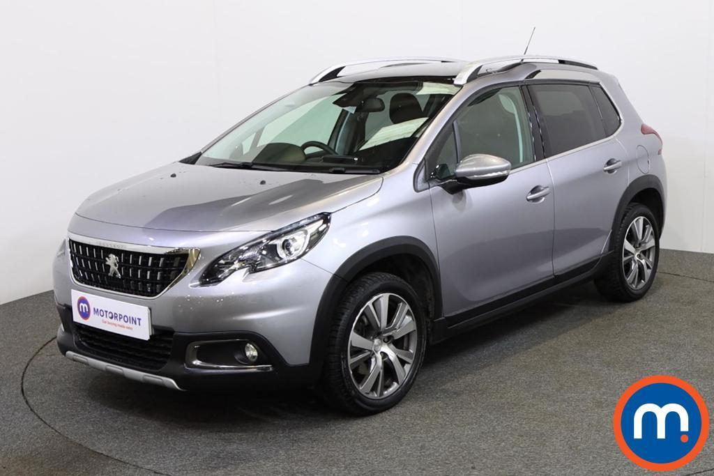 Peugeot 2008 Allure Premium - Stock Number 1137706 Passenger side front corner