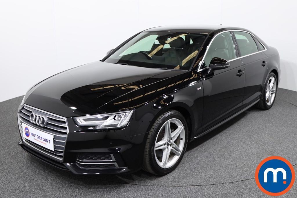 Audi A4 S Line - Stock Number 1132461 Passenger side front corner