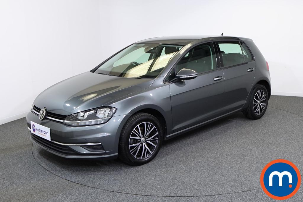 Volkswagen Golf SE - Stock Number 1132864 Passenger side front corner