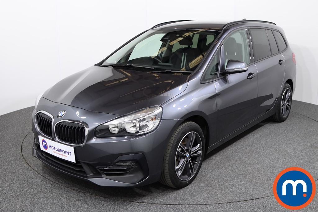 BMW 2 Series Sport - Stock Number 1134669 Passenger side front corner