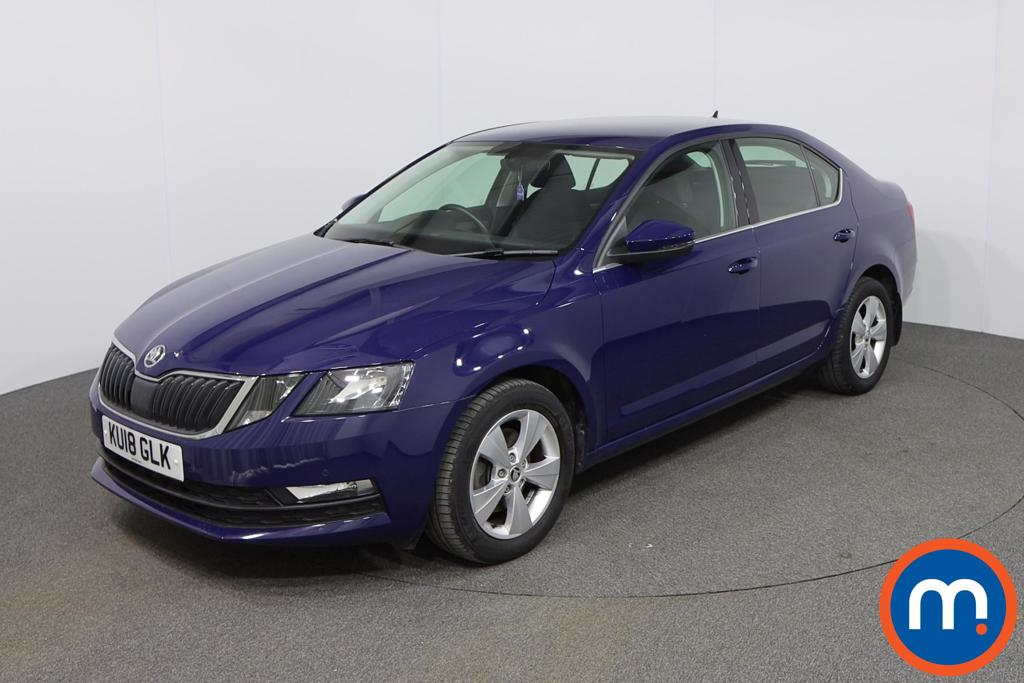 Skoda Octavia SE Technology - Stock Number 1135468 Passenger side front corner