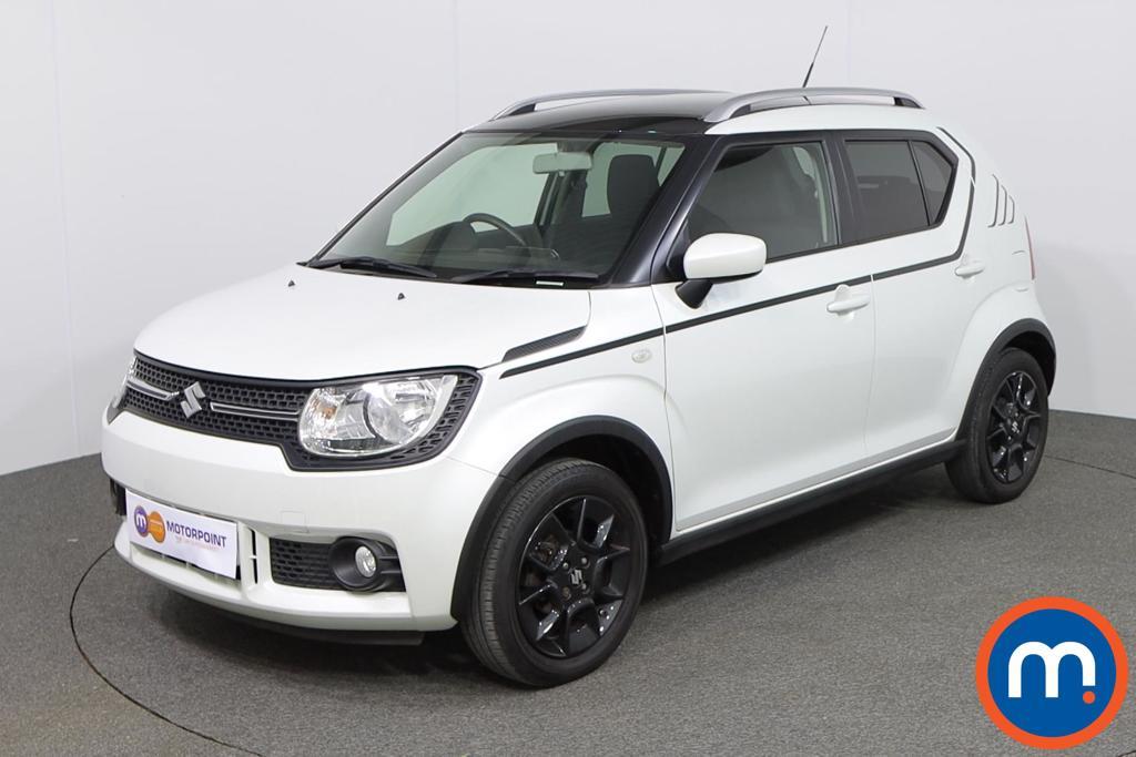 Suzuki Ignis SZ-T - Stock Number 1136824 Passenger side front corner