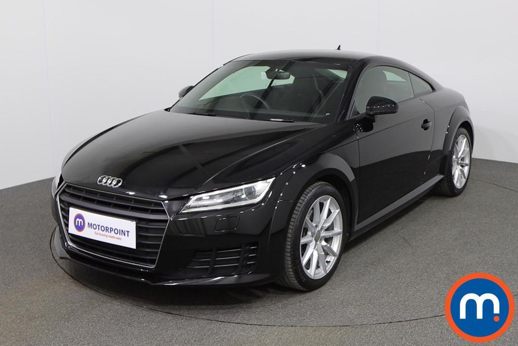 Audi TT Sport - Stock Number 1137153 Passenger side front corner