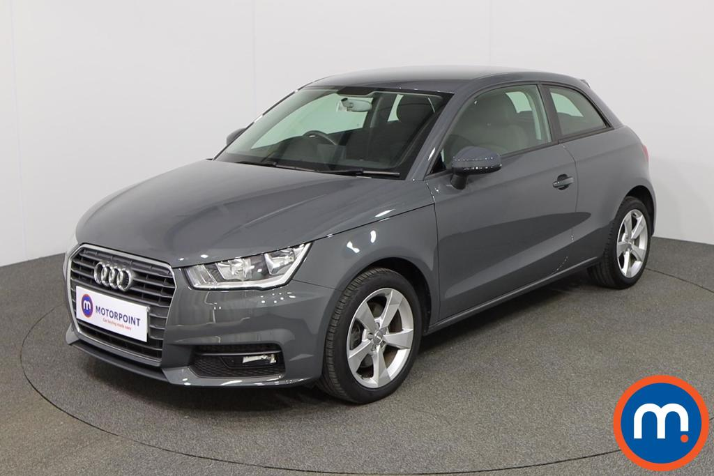 Audi A1 Sport - Stock Number 1137226 Passenger side front corner