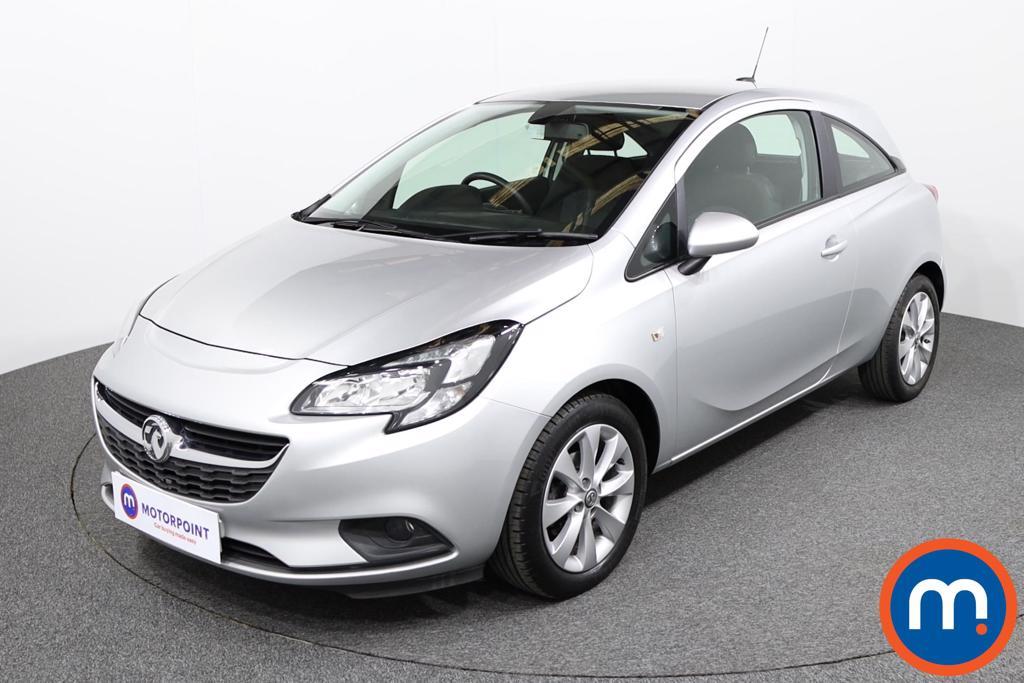 Vauxhall Corsa Energy - Stock Number 1137813 Passenger side front corner